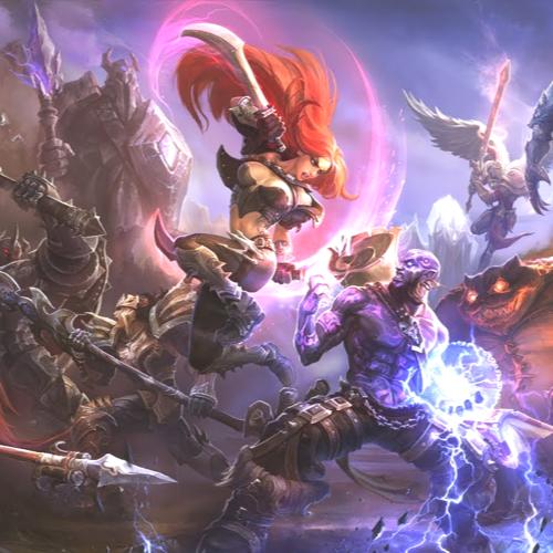 Sennheiser - League of Legends   5v5   PC