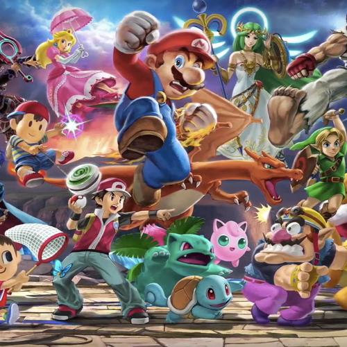 Super Smash Bros Ultimate   1v1