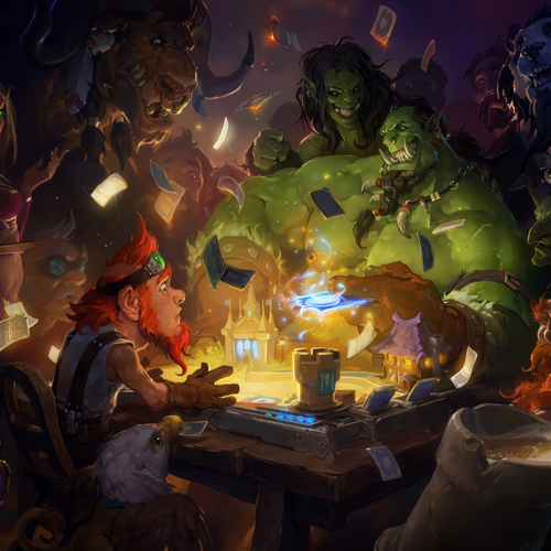 Outpost Gamecenters - Hearthstone   1v1    Conquest
