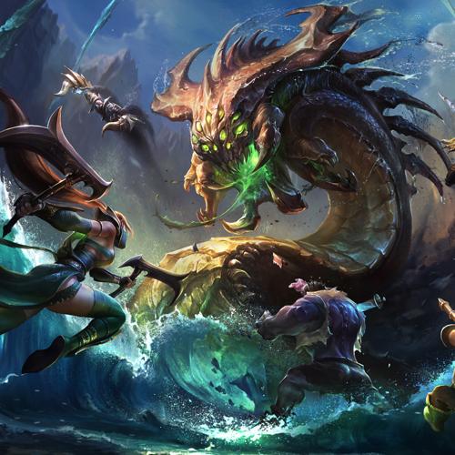 Sennheiser - League of Legends | 5v5