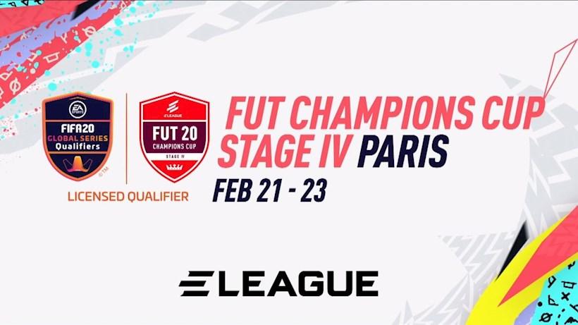 FIFA FUT Champions Cup 4: Parijs