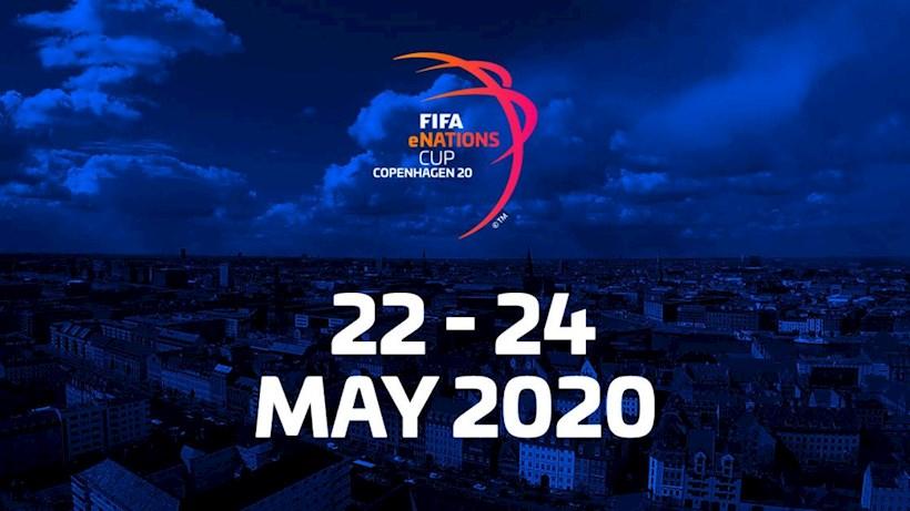 FIFA eNations Cup 2020: Kopenhagen