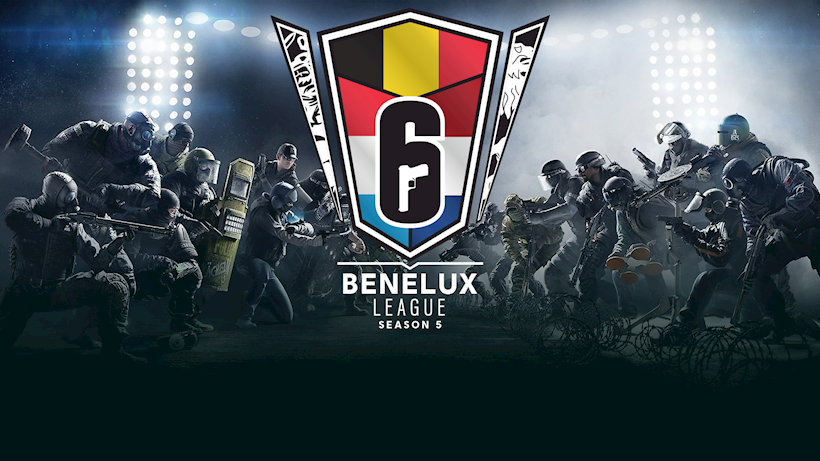 Rainbow Six: Siege Benelux League week 6 dag 2